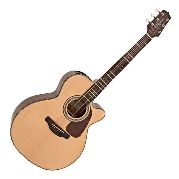 Takamine GN15CE Electro Acoustic Guitar, Natural - TK-GN15CE-NAT